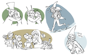 Over the Garden Wall spoilers by sky665