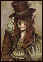 Shall We Dance? -Colored by Marsuministeri