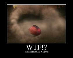 WTF Pokeball's?! by 96Patches
