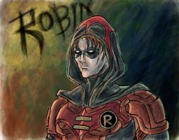 Nolanistic Robin color by phil-cho