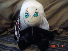 Kingdom Hearts 2 Riku Plushie by rctan9