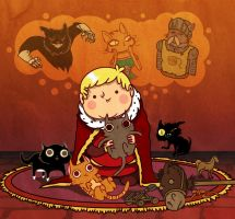 Tommen by Sir-Heartsalot