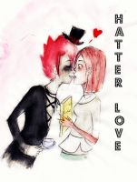 Hatter loves Courtney by keytaro
