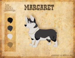 Margaret - Character Sheet by Skailla