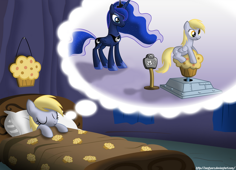 Derpy's dream by ZantyARZ