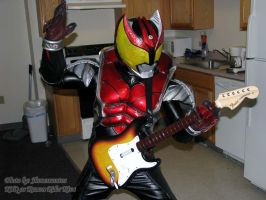 Kamen Rocker Kiva by KYQ
