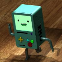 BMO by Doomsday-Device