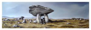 Killclooney Dolmen Stone by garybonner