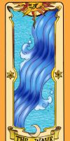 Clow Card The Wave by inuebony