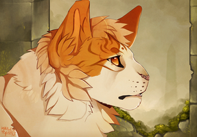 Distant by MapleSpyder