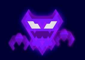 Haunter- Animated Hexels by BlumanX
