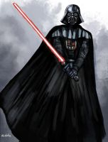 Darth Vader by TheLivingShadow