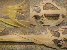 Keyblade WIP 2 by GraceMeWithOblivion