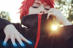 Sasori of the red sand - Naruto Shippuden cosplay by transparentParadox