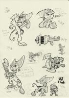 ratchet clank by airbax
