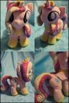Little Baby Princess Cadence by buttsnstuff
