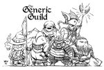 The Generic Guild by Morbidmic