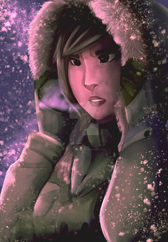 its cold out by jelllybears