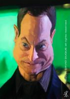 Gary Sinise by David-Duque