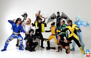 The Philippine X-Men Team - SCHISM by micheljosephfris