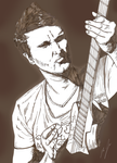 Matt Bellamy Take 2 by MetalFaceAnim