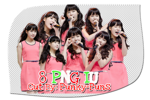 PNG Pack Iu by Punky-Puns