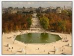 Jardin des Tuileries by Yousry-Aref