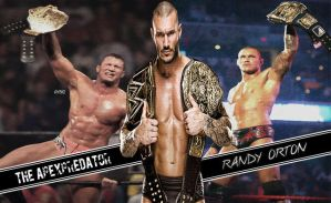 Randy Orton Wallpaper by AYB12 by AyBenoit12