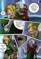 Link ghirahim part 2 remake by heey1888