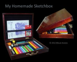 Sketchbox by bleuie