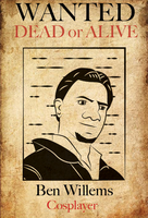 Wanted by Andie200