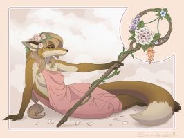 Renard Nouveau by SarityCreations