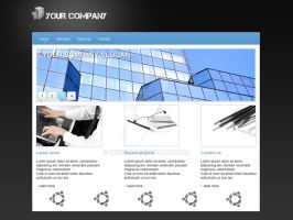 Template Company 8 by w3nky
