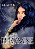 C.E. Wilson - The Promise (Bookcover Illustration) by KatarinaMaline
