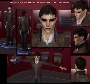 The Outsider for Sims 2 by Demondog888