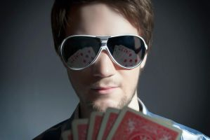 Poker Face by Partists