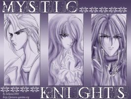 Mystic Knights by sakana
