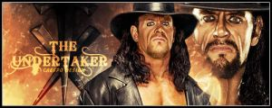 Undertaker Banner by Cre5po