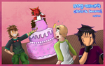 [TDA] Cake'd Surprise / Happy Birthday by HyperionNova