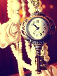 Time is the key by ale2xan2dra