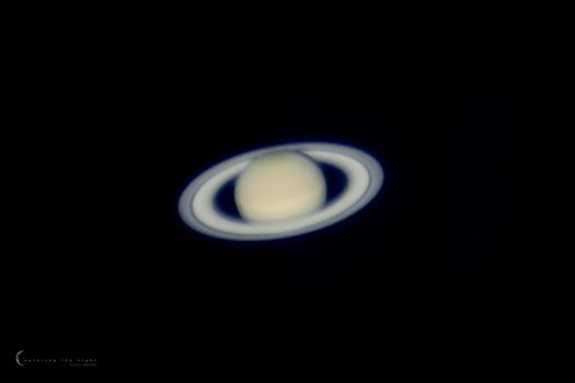 Saturn by CapturingTheNight