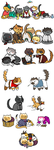 Necharacter atsume by zarla