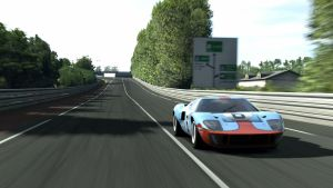 Ford GT40 Race Car '69 by Craigieboy007