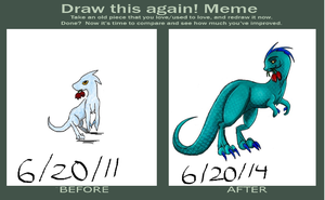 Draw This Again 2011-2014 by HesperCambrie