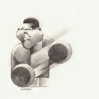 Muhammad-ali by mariapicasso