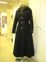 THE Black coat by Deryllithe