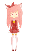 100 Watchers: Giveaway Adopt! [WINNER ANNOUNCED] by Perichiel