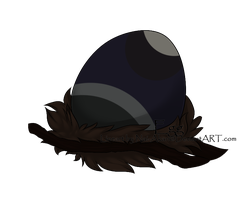 100 Themes - Fantasy Mystery Egg - Adopted by Feralx1