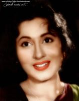 Madhubala - The Venus Queen by xSixty-3ight