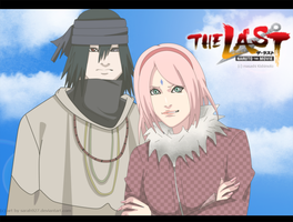 Sasusaku The Last Couple by Sarah927